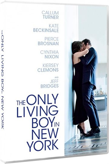 The Only Living Boy In New York DVD