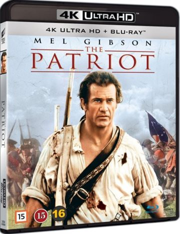 The Patriot - 4K Ultra HD Blu-Ray