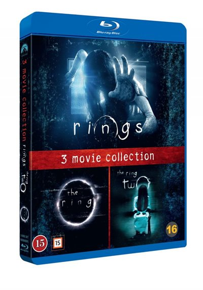 The Ring Trilogy Blu-Ray
