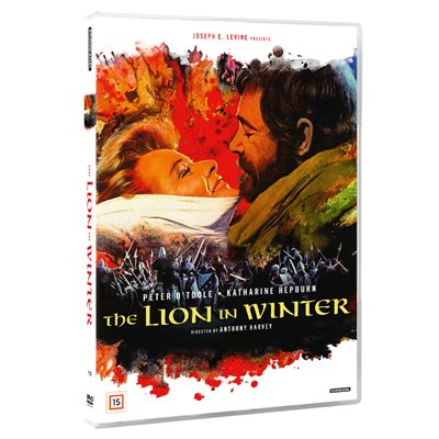 Lion in The Winter (DVD)