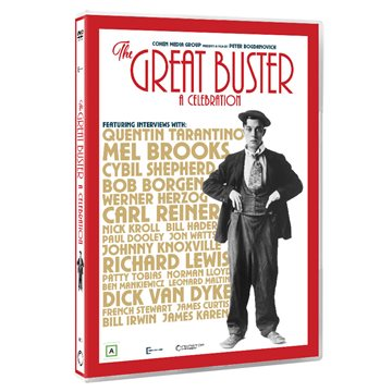 Great Buster (DVD)
