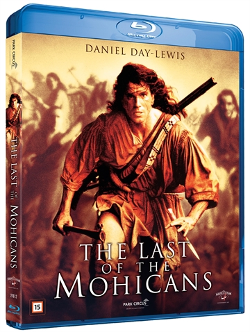 Last Of The Mohicans Blu-Ray