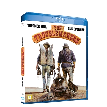 Troublemakers Blu-Ray