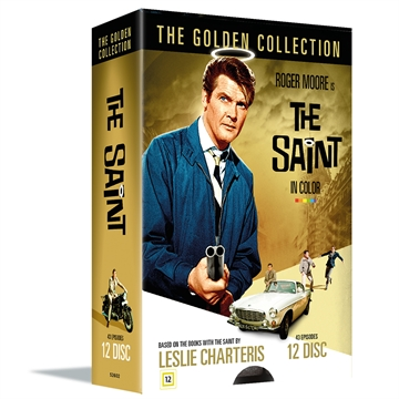 The Saint - Golden Collection
