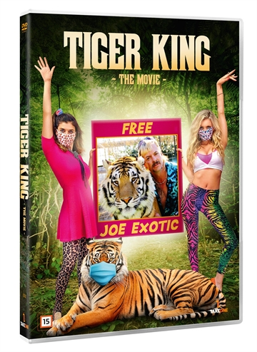 Tiger King - The Movie