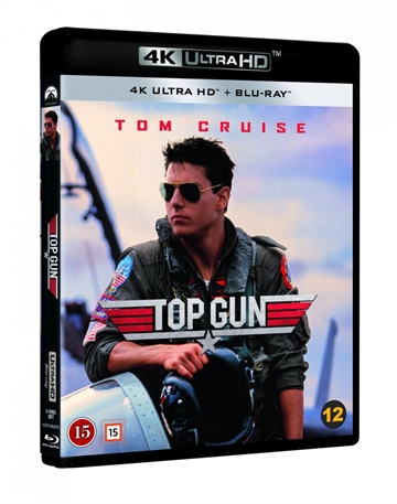 Top Gun - 4K Ultra HD Blu-Ray