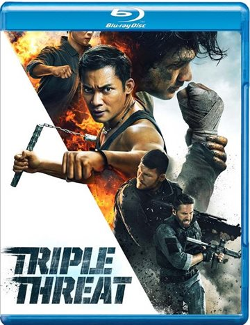 Triple Threat Blu-Ray