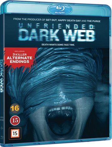 Unfriended - Dark Web Blu-Ray