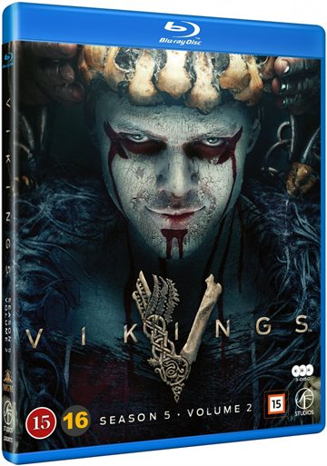 Vikings - Season 5 Vol. 2 Blu-Ray