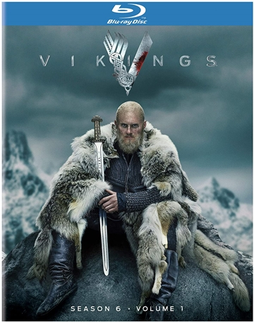 Vikings - Season 6 Vol 1 - Blu-Ray