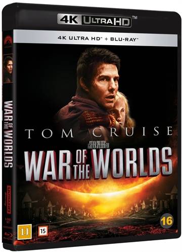 War Of The Worlds - 4K Ultra HD Blu-Ray