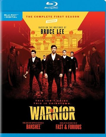 Warrior - Season 1 Blu-Ray