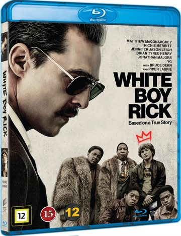 White Boy Rick Blu-Ray