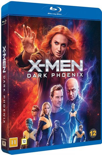 X-Men - Dark Phoenix Blu-Ray
