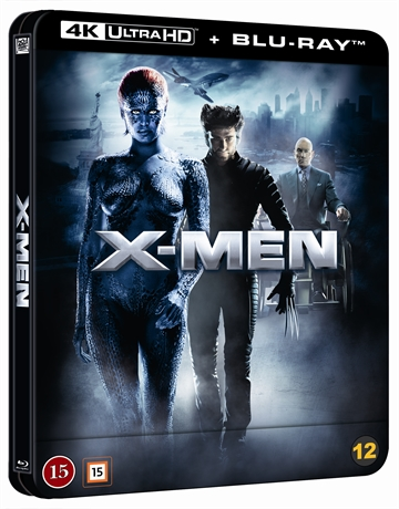 X-Men - Limited Steelbook 4K Ultra HD + Blu-Ray