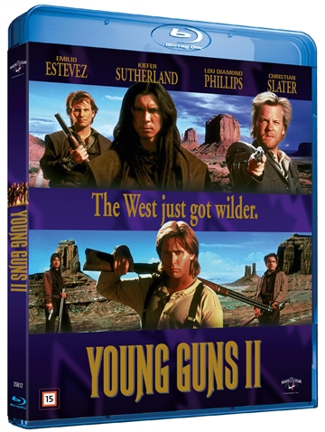 Young Guns II Blu-Ray