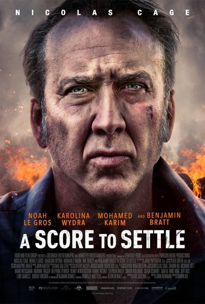 A Score To Settle - Blu-Ray