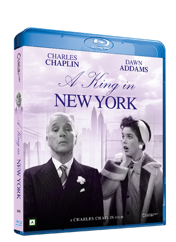 Charlie Chaplin - A King In New York Blu-Ray