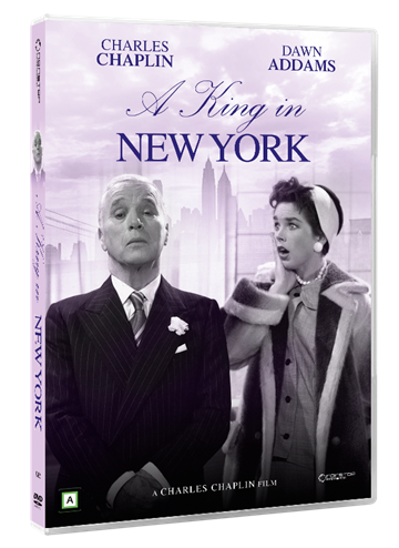 Charlie Chaplin - A King In New York
