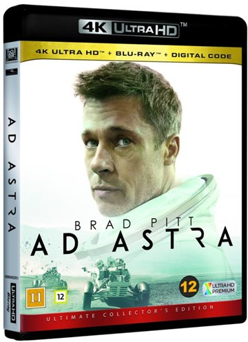 Ad Astra - 4K Ultra HD Blu-Ray