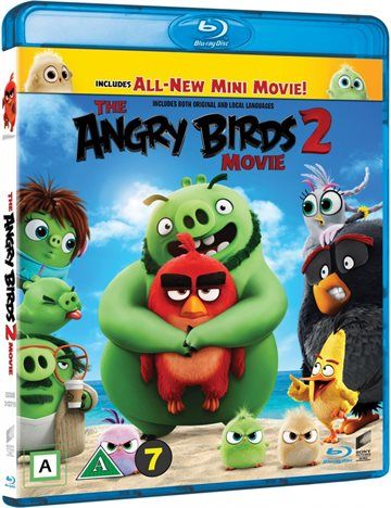 Angry Birds - The Movie 2 - Blu-Ray