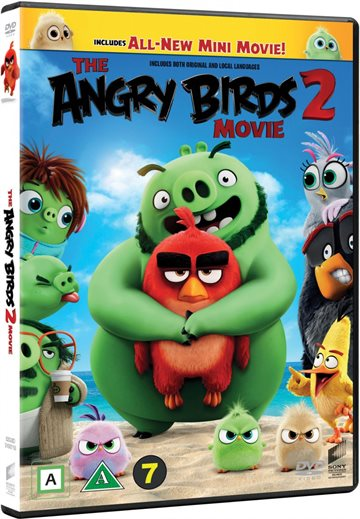 Angry Birds - The Movie 2