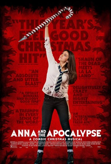 Anna And The Apocalypse - Blu-Ray