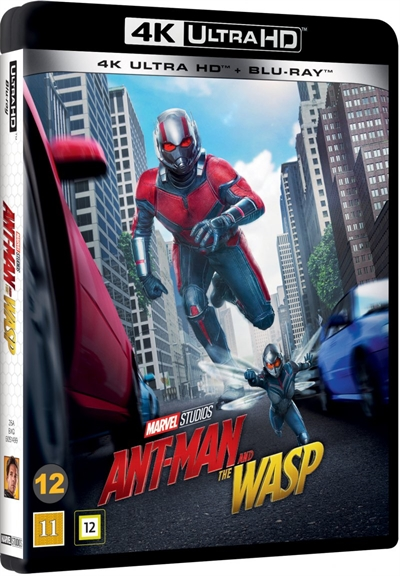 Ant-Man And The Wasp - 4K Ultra HD