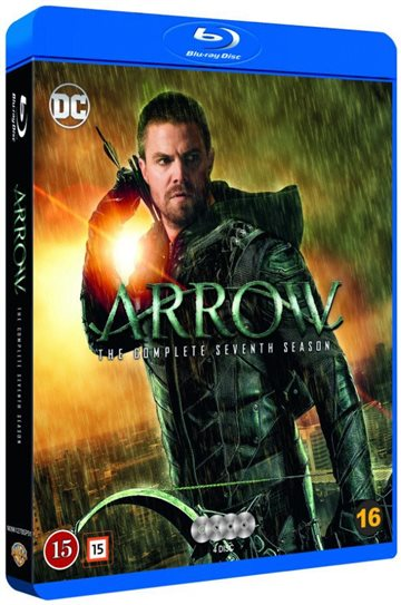 Arrow - Season 7 - Blu-Ray