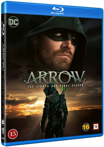 Arrow - Season 8 - Blu-Ray