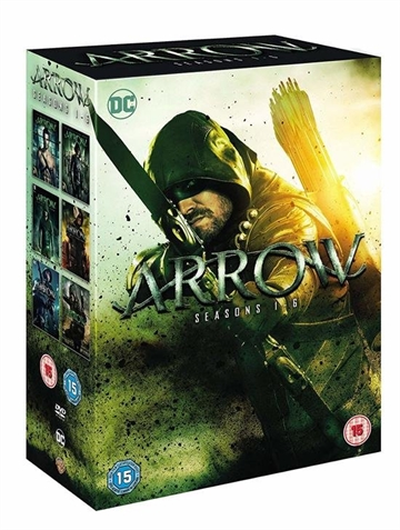 Arrow - Season 1-6