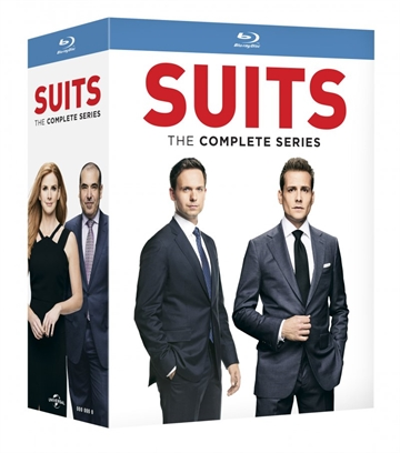 Suits - Complete Series Blu-Ray