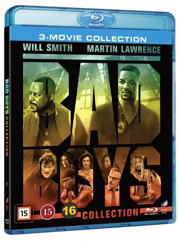 Bad Boys 1-3 Blu-Ray