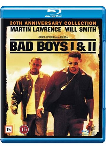 Bad Boys I + II Blu-Ray