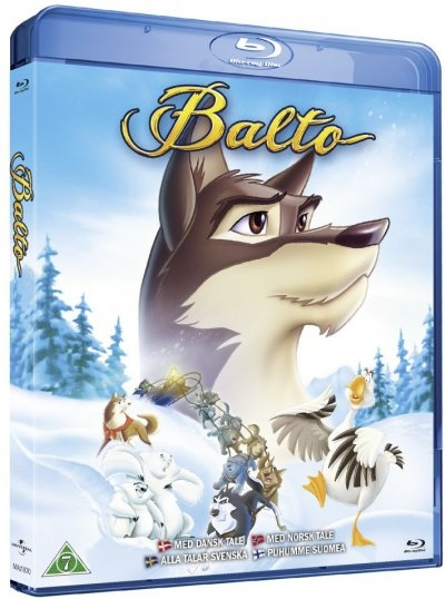 Balto 1 - Blu-Ray