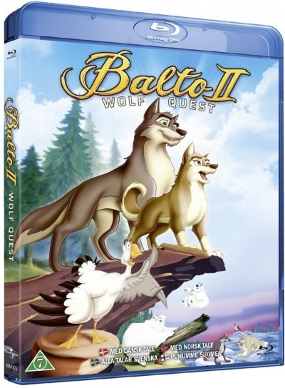 Balto 2 - The Wolf Quest - Blu-Ray