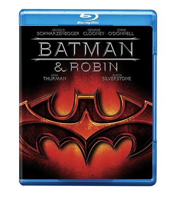 Batman And Robin - Blu-Ray