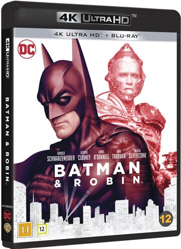Batman & Robin - 4K Ultra HD Blu-Ray