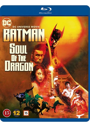 Batman - Soul of the Dragon - Blu-Ray