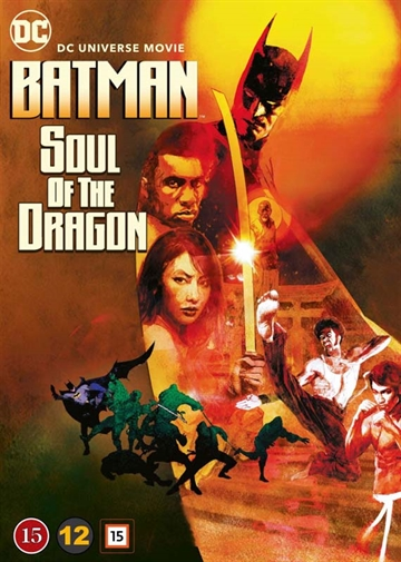 Batman - Soul of the Dragon