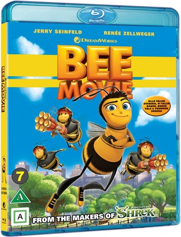 Bee Movie - Det Store Honningkomplot - Blu-Ray