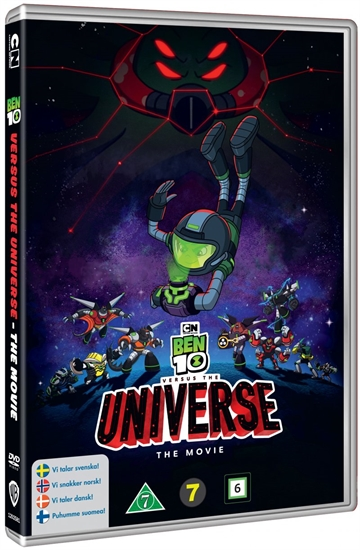 Ben 10 Vs The Universe - The Movie