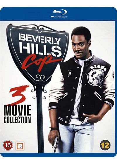 Beverly Hills Cop 1-3 Box - Blu-Ray