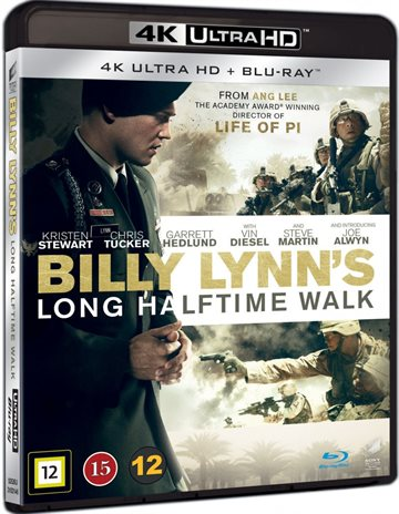 Billy Lynn's Long Halftime Walk - 4K Ultra HD Blu-Ray