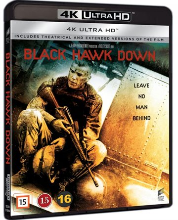 Black Hawk Down - 4K Ultra HD Blu-Ray