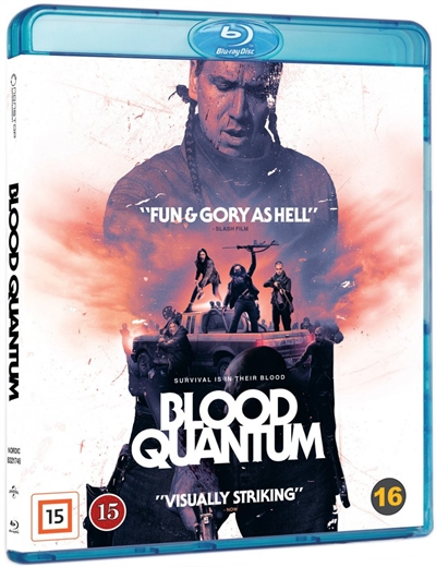 Blood Quantum - Blu-Ray