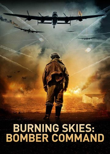 Burning Skies - Bomber Command - Blu-Ray
