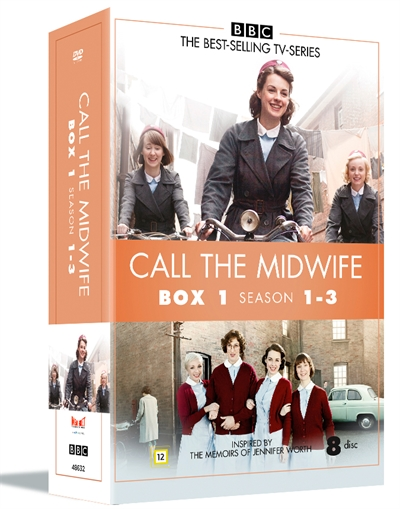 Call The Midwife Box 1 - Season 1-3