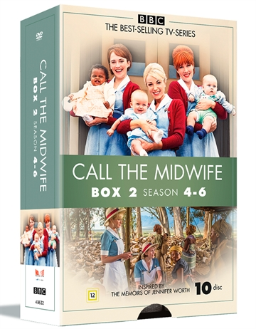 Call The Midwife - Box 2 - Season 4-6
