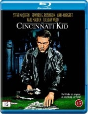 The Cincinnati Kid - 1965 - Blu-Ray